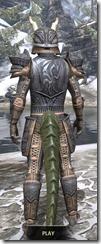 Celestial Iron - Argonian Male Rear