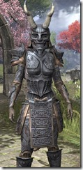 Celestial Iron - Khajiit Female Close Front