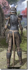 Celestial Iron - Khajiit Female Rear