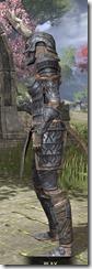 Celestial Iron - Khajiit Female Side