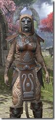 Celestial Rawhide - Khajiit Female Close Front