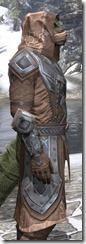 Dark Brotherhood Iron - Argonian Male Close Side