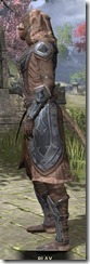Dark Brotherhood Iron - Khajiit Female Side