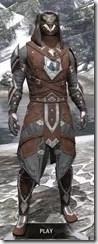 Dark Brotherhood Rawhide - Argonian Male Front