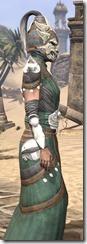 Anequina Homespun - Female Robe Close Side