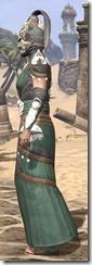 Anequina Homespun - Female Robe Side