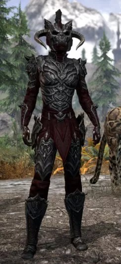 Legion Zero - Khajiit Female Front
