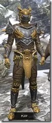Ancient Dragon Hunter (Argonian Male)