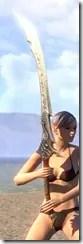 Ancient Dragon Hunter Greatsword 2