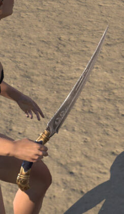 Pellitine Outlaw Dagger 2