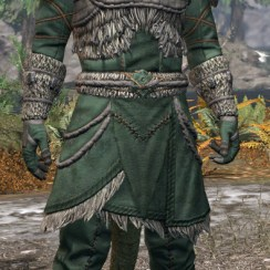 Icereach Coven Iron - Argonian Male Front