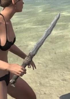 Icereach Coven Iron Dagger 2