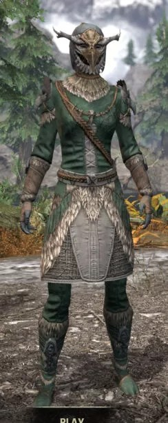 Icereach Coven Rawhide - Female Front