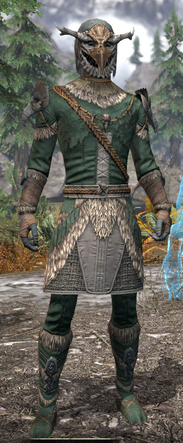 Icereach Coven Rawhide - Male Front