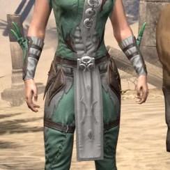 New Moon Priest Homespun - Female Shirt Front