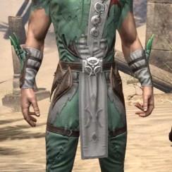 New Moon Priest Homespun - Male Shirt Front