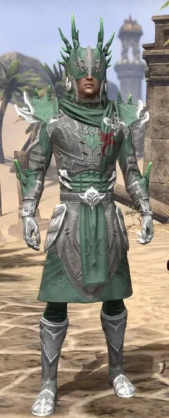 New Moon Priest Iron - Male Front