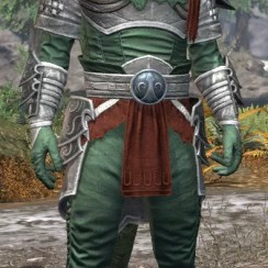 Pyre Watch Iron - Argonian Male Front