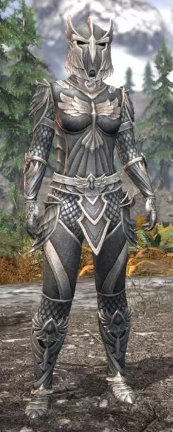 Ancestral High Elf Iron - Khajiit Female Front