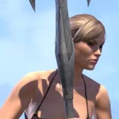 Ancestral High Elf Iron Maul 2