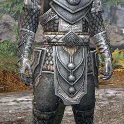 Ancestral Nord Iron - Argonian Male Front