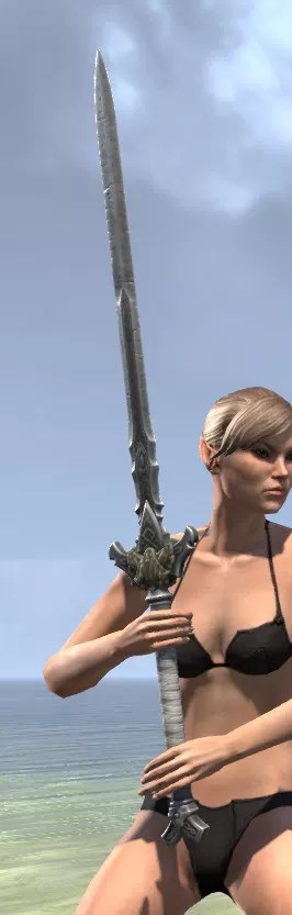 Blackreach Vanguard Iron Greatsword 2