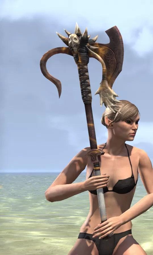 Sea Giant Battle Axe 2