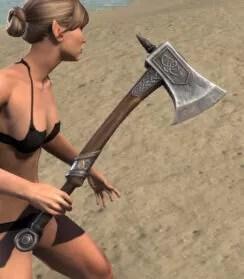 Swordthane Axe 2