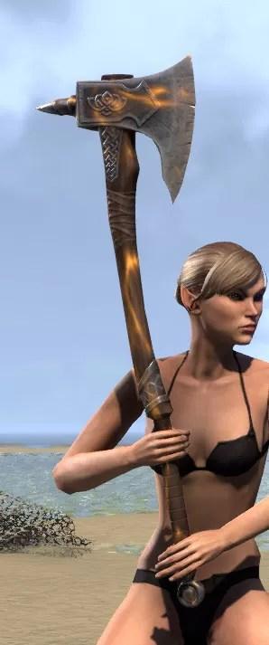 Swordthane Battle Axe 2
