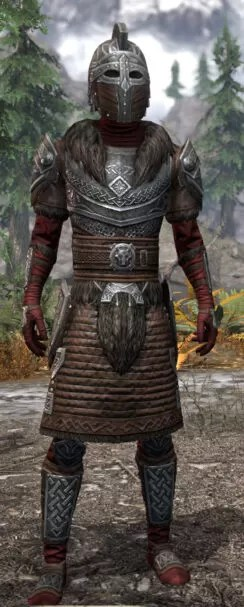 Swordthane Heavy - Male Front
