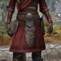 Swordthane Medium - Khajiit Female Front