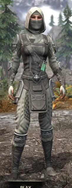 Hazardous Alchemy Honespun - Female Shirt Front