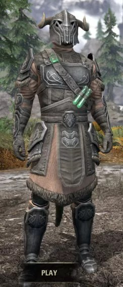 Hazardous Alchemy Iron - Argonian Male Front