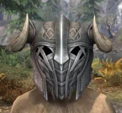 Hazardous Alchemy Iron Helm - Khajiit Female Front