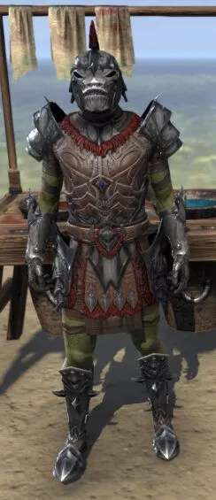 Legion Zero Vigiles - Argonian Male Front