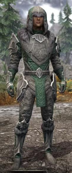 Thorn Legion Honespun - Male Shirt Front