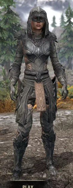 Thorn Legion Iron - Female Front