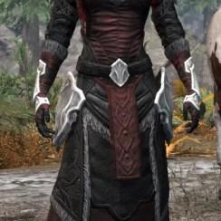 Thorn Legion Light - Female Robe Front