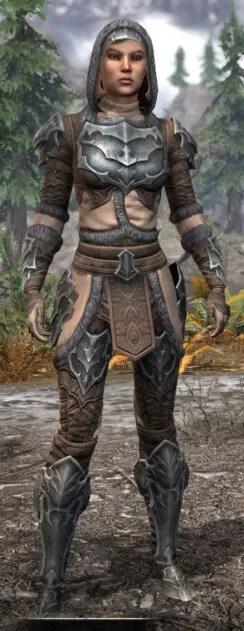 Thorn Legion Rawhide - Female Front