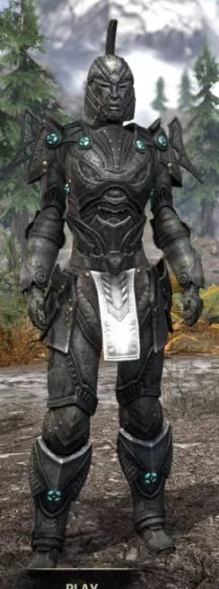 Arkthzand Armory Iron - Female Front