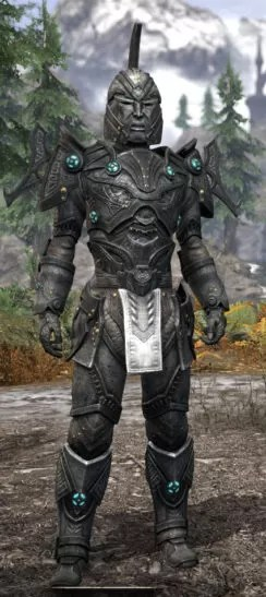 Arkthzand Armory Iron - Male Front