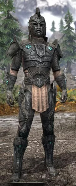 Arkthzand Armory Rawhide - Male Front