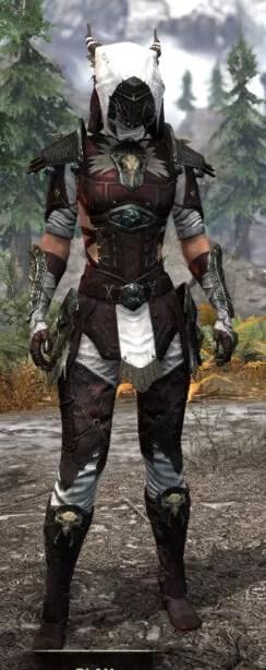 Wayward Guardian Medium - Female Front