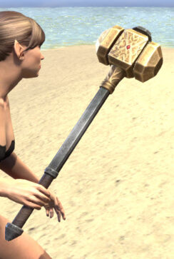 Imperial Champion Mace 2