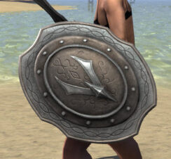 Ancestral Akaviri Maple Shield 2