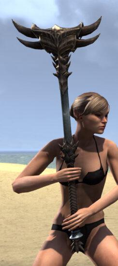 Deadlands Gladiator Maul 2