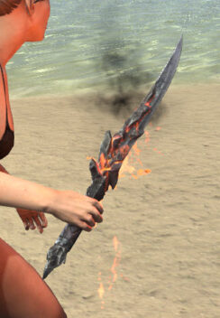 Iron Atronach Dagger 2