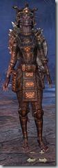 Argonian Dragonkngiht Veteran - Female Front