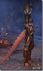 Argonian Nightblade Veteran - Female Right - Copy
