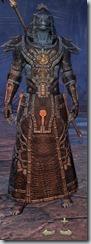 Argonian Sorcerer Veteran - Male Front